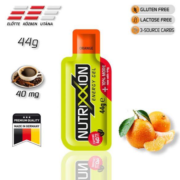 Energia-gél KOFFEINES (Narancs)