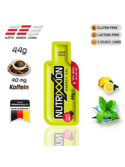 Energia-gél Koffeines (Lemon-Fresh/Mentol)