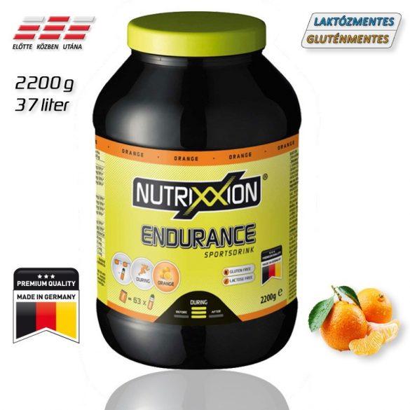 Endurance Drink 2200g - Sportitalpor (Narancs)