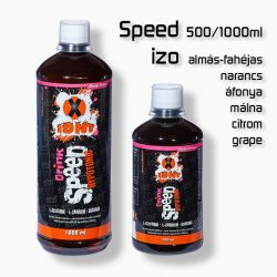 SPEED 0.5l (Málna) - Hipotóniás sportital koncent.