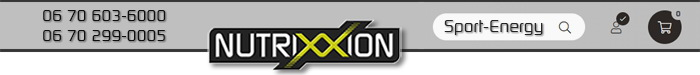 Nutrixxion termékek
